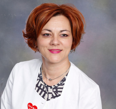 Subspecijalista kardiolog Novi Sad Asist. mr sc. med. dr Marija Bjelobrk