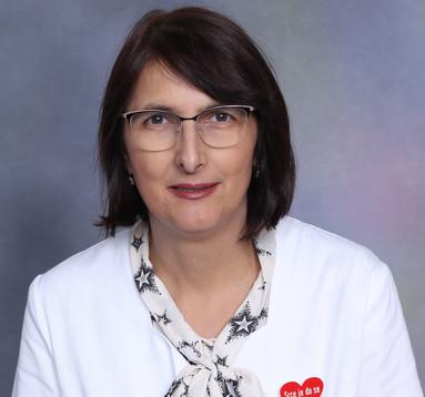 Prof. dr sc. med. Milena Mitrović Subspecijalista endokrinologije