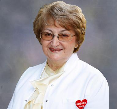 Prim. mr sc. Med. dr Anđelija Necin Subspecijalista kardiolog